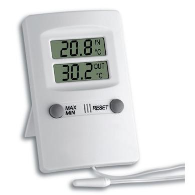 digitales innen au en thermometer wetterstation24. Black Bedroom Furniture Sets. Home Design Ideas