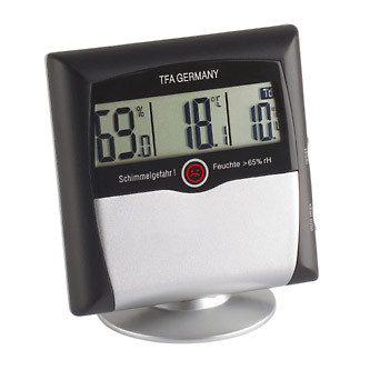 'Comfort Control' Digitales Thermo-Hygrometer