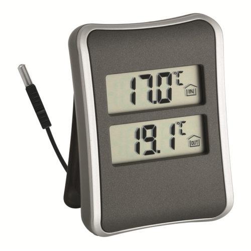 Digitales Innen-Außen-Thermometer
