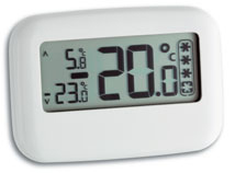 Digitales Kühl-Gefrierschrank-Thermometer