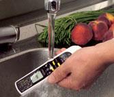 'DualTemp Pro' Einstich-Infrarot-Thermometer