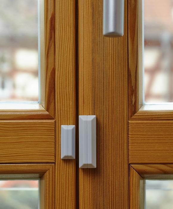 Fenster- und Türen-Kontakt-Sensoren 3er Set passend für 'WEATHERHUB' System