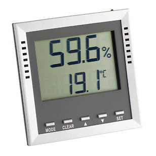 'Klima Guard' Digitales Thermo-Hygrometer