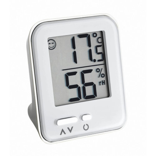 'Metal Moxx' Digitales Thermo-Hygrometer