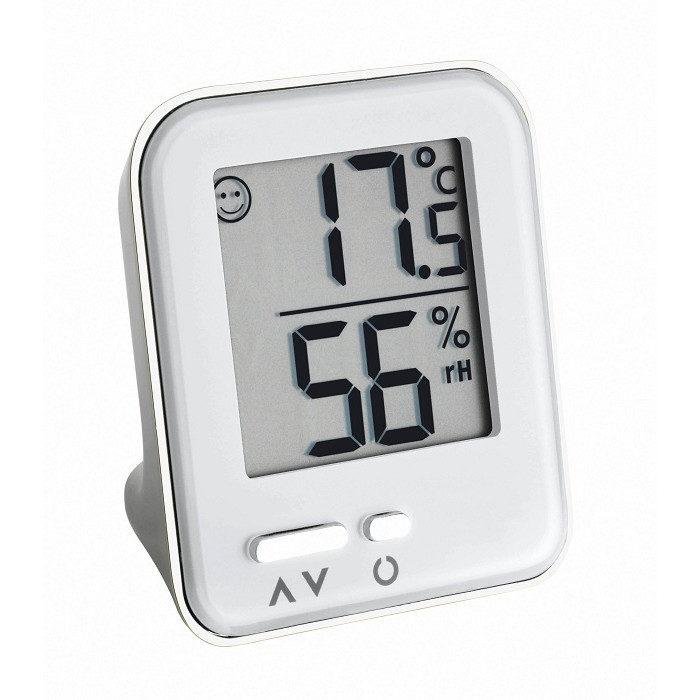 'Metal Moxx' Digitales Thermo-Hygrometer