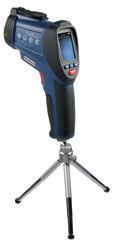 'ScanTemp RH 860' Video-Infrarot-Thermometer mit Feuchtesensor