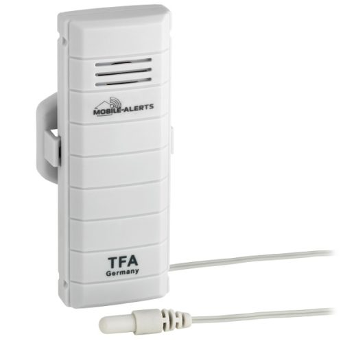 Temperatur-Sender mit wasserfestem Kabelfühler passend für 'WEATHERHUB' System