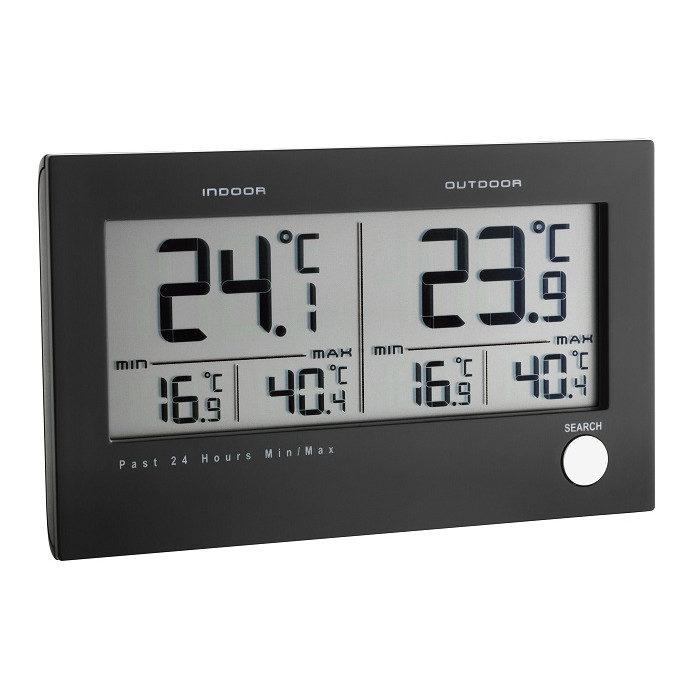 'Twin' Funk-Thermometer