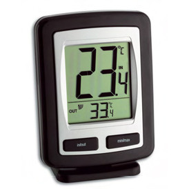 'Zoom' Funk-Thermometer